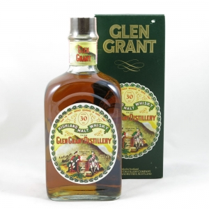 Glen Grant 30 Year Old 150th Anniversary front