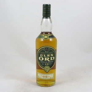 Glen Ord 12 Year Old 20cl front