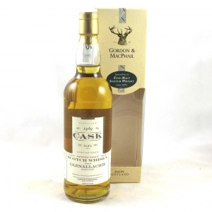 Glenallachie 1969 Gordon and Macphail Cask Strength Front