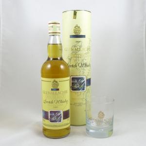 Glenallachie 1990 Delhaize Bottling front