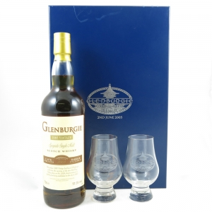 Glenburgie 1985 Commemorative Bottling - Opening of the New Distillery Front