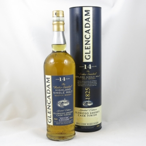 Glencadam 14 Year Old Oloroso Finish Front