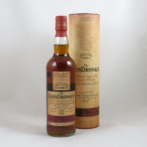 Glendronach Cask Strength Batch #1 front