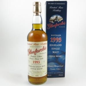 Glenfarclas 1993 Front