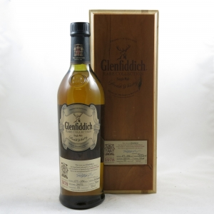 Glenfiddich 1978 Rare Collection (US Import) front