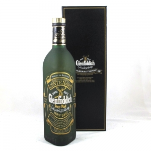 Glenfiddich Centenary Limited Edition Front