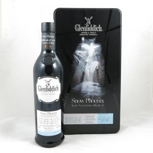 Glenfiddich Snow Phoenix front