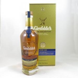 Glenfiddich Vintage Cask front