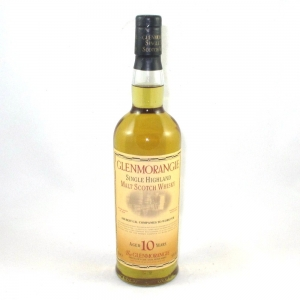 Glenmorangie 1993 '100 Best UK Companies To Work For' Front