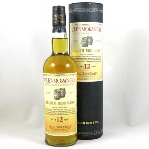 Glenmorangie Golden Rum Cask 12 Year Old Front