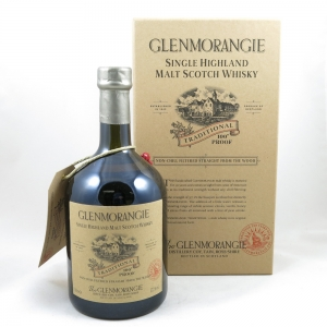 Glenmorangie Traditional 100 Proof 1 Litre front