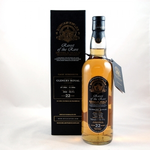 Glenury Royal 1984 Duncan Taylor 22 Year Old Front