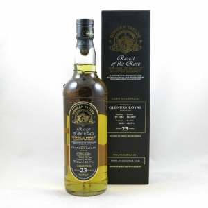 Glenury Royal 1984 Duncan Taylor 23 Year Old Front