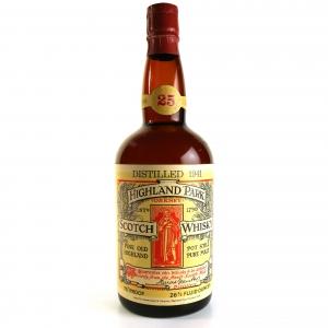 Highland Park 1941 25 Year Old / St Magnus Label