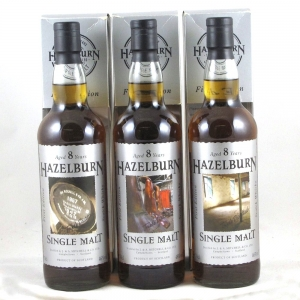Hazelburn 8 Year Old First Edition Collection Group