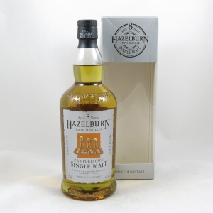 Hazelburn 8 Year Old front