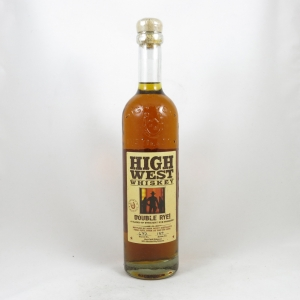 High West Double Rye French Oak Front
