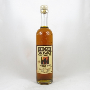 High West Double Rye Hungarian Oak 75cl (US Import) Front