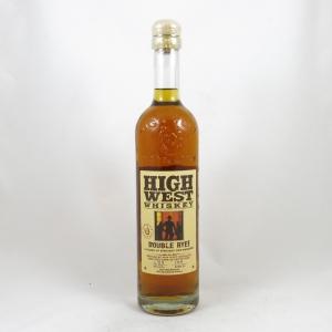 High West Double Rye U Barrel Select Front