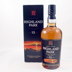Highland Park 12 years old Front