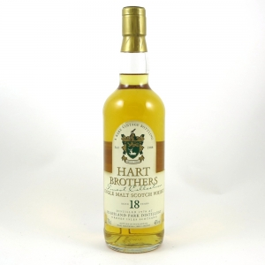 Highland Park 1978 Hart Brothers 18 Year Old front