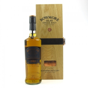 *Bowmore 1982 29 Year Old