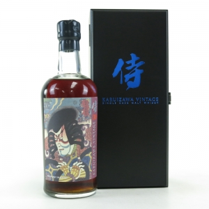 Karuizawa 1984 30 Year Old Cask Single Cask #4201 / Samurai
