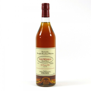 Pappy Van Winkle 12 Year Old Special Reserve Front