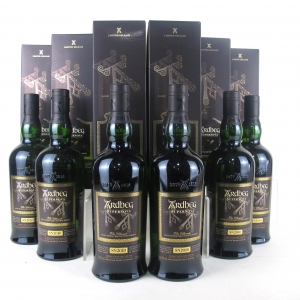 Ardbeg Supernova SN2010 Limited Release 6 x 70cl