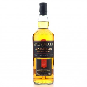 *Macallan 1991 Gordon and MacPhail Speymalt 75cl / US Import