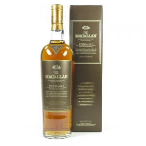 Macallan Edition No 1 / Taiwan Release
