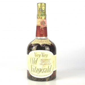 Old Fitzgerald 12 Year Old / Barreled 1955