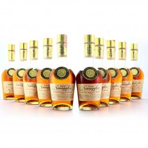 Old Smuggler Scotch Whisky 12 x 4/5 Quart 1950s / Case US Import