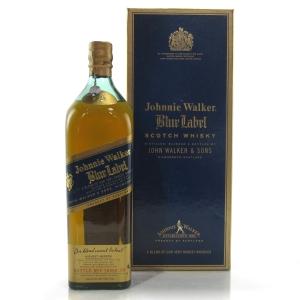Johnnie Walker Blue Label 1 Litre
