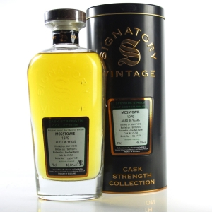 Mosstowie 1979 Signatory Vintage 36 Year Old