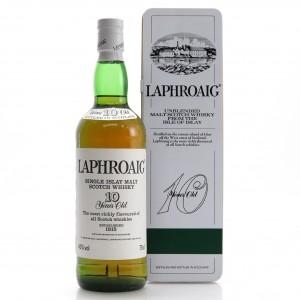 Laphroaig 10 Year Old 1980s