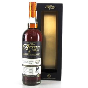 Arran 1996 Private Cask 16 Year Old / LMDW