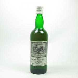 Glenlivet 1961 Berry Brothers and Rudd Bottled 1979