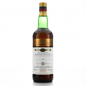 Macallan 1977 Douglas Laing 23 Year Old Cask Strength 75cl / US Import