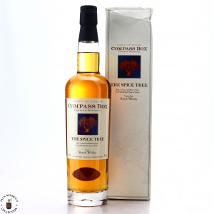Compass Box The Spice Tree 2007
