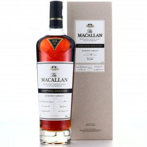 Macallan 1997 Exceptional Cask #14812-01/ 2019 Release