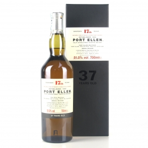 Port Ellen 1979 37 Year Old 17th Release