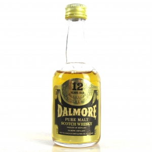 Dalmore 12 Year Old Miniature 1970s