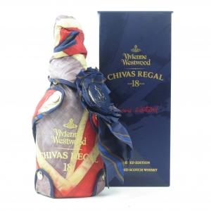 Chivas Regal Vivienne Westwood 18 Year Old