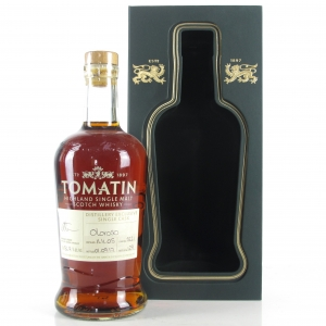 Tomatin 2005 Single Oloroso Cask Old #5221 / Distillery Exclusive