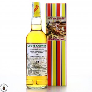 Benrinnes 1997 High Spirits 19 Year Old / Life is a Circus