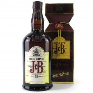 J&B 15 Year Old Reserve