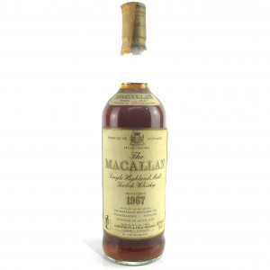 Macallan 18 Year Old 1967 / Giovinetti Import