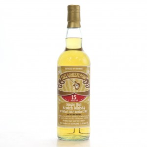 Bowmore 1997 The Whiskyman 15 Year Old