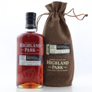 Highland Park 2002 Single Cask 14 Year Old #2791 / Heathrow & World of Whiskies